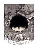 Moomin - My thunderstorm by Kuri-kuu