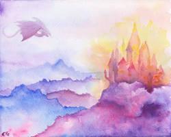 Dragon Fire by ELLEliz