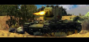 Shaitan-tank by ka4xid