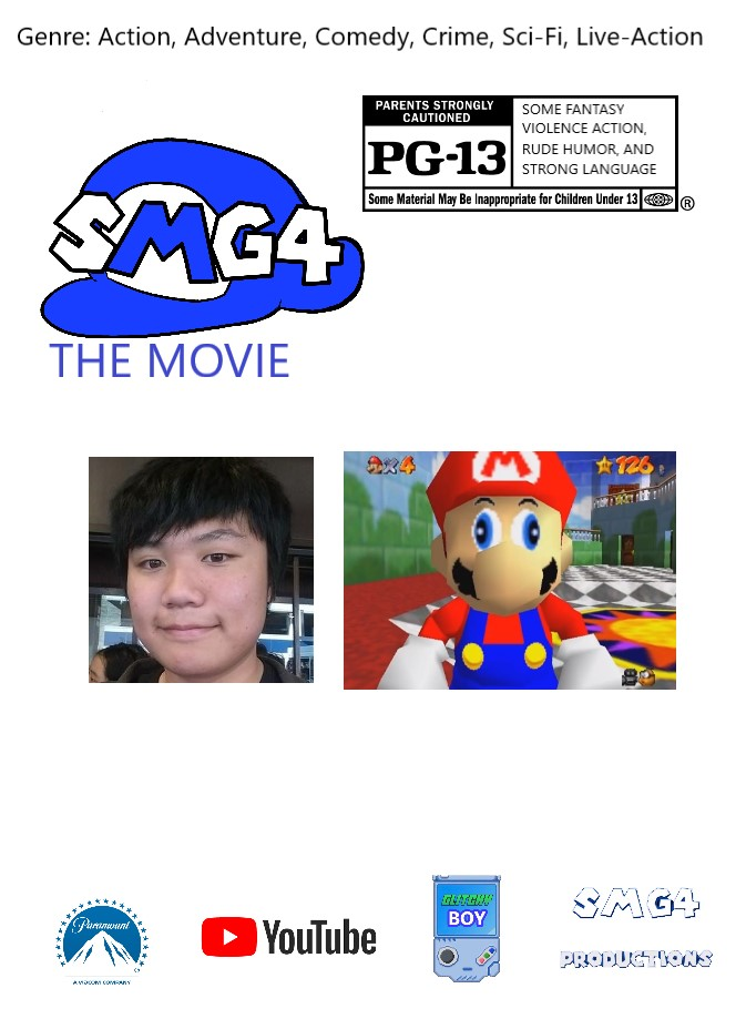 SMG4 the Movie by AwesomeIsaiah on DeviantArt