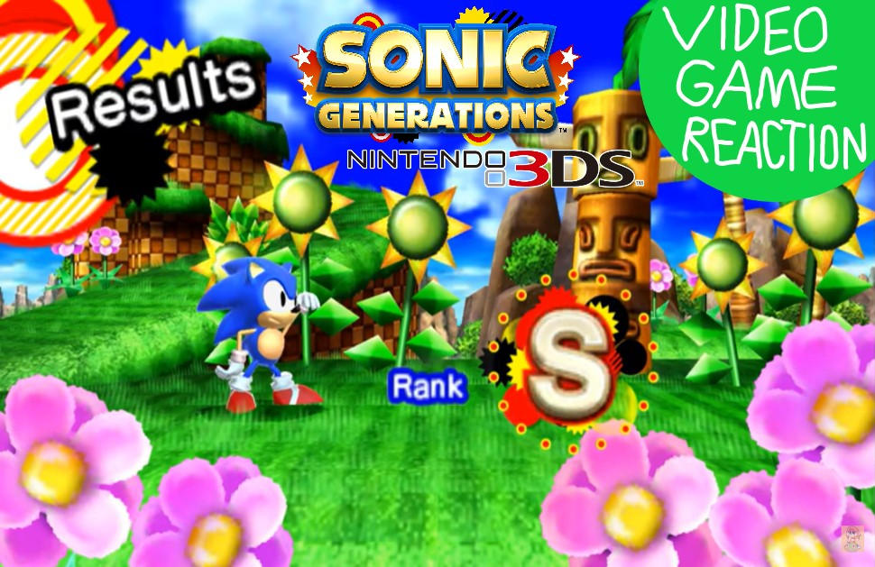 BEST HANDHELD SONIC GAME EVER!