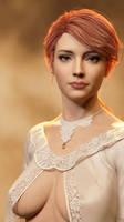 Mylene (Portrait)