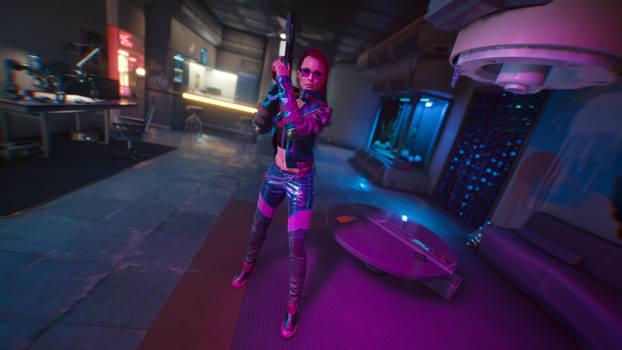 Cyberpunk 2077 - V #3