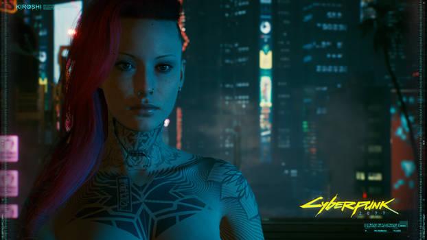 Cyberpunk 2077 - V #9