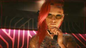 Cyberpunk 2077 - V #14