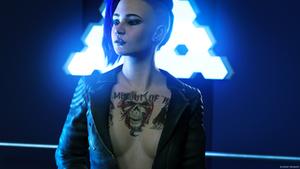 Cybergirl #2