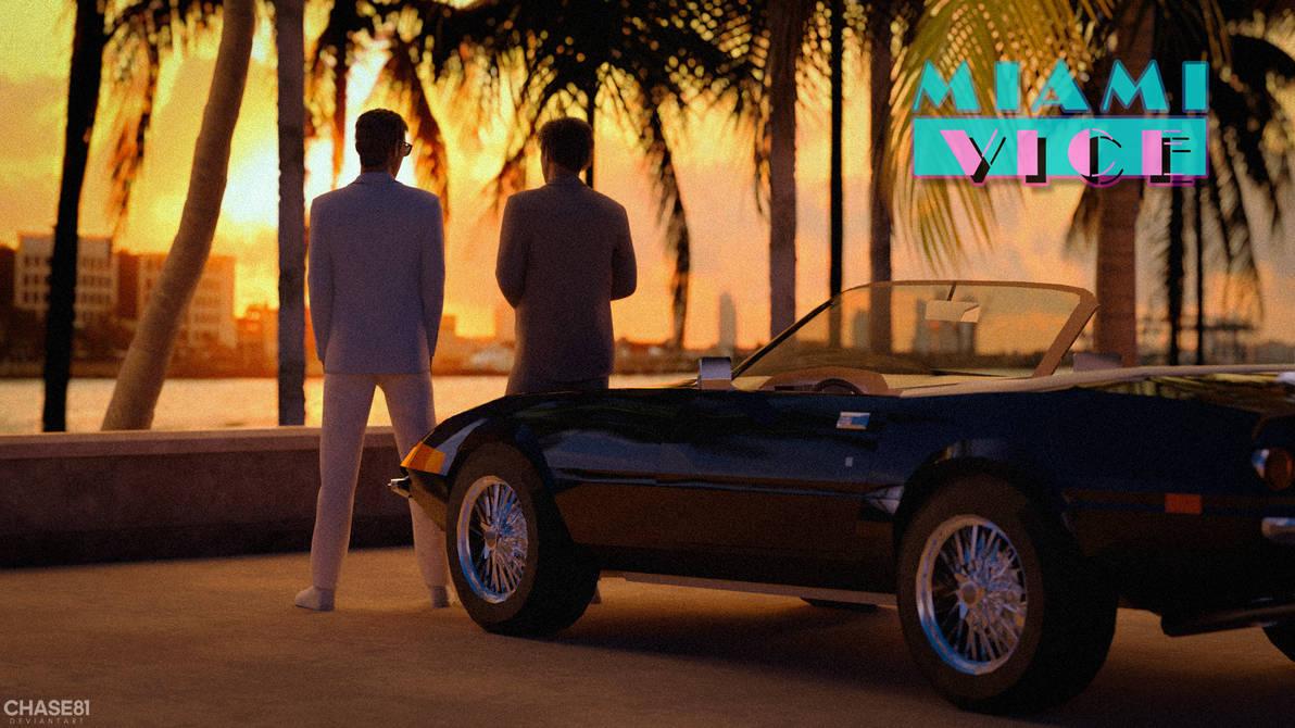 Miami Vice (FanArt)