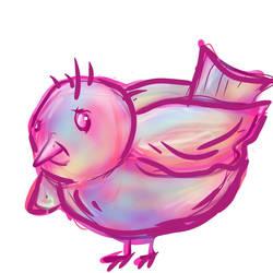 I cannot draw birds