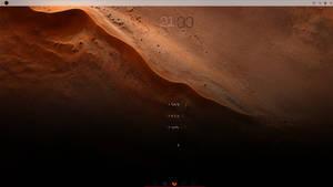 las arenas de Arrakis (homenaje a D.Villeneuve)