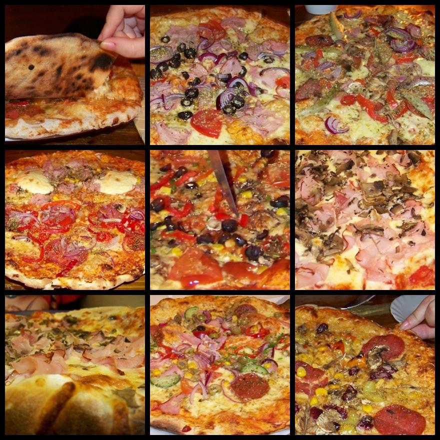 Pizza mania by ryukukuku