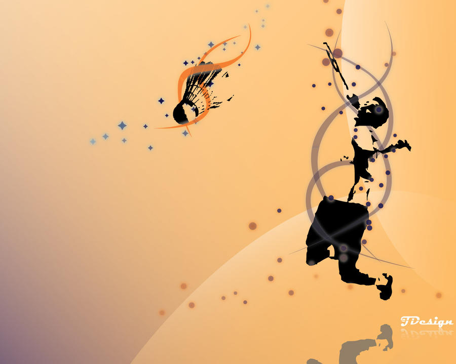 badminton wallpaper. Badminton background by