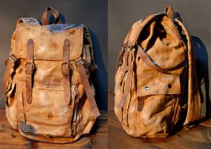 Joel's backpack - The last of us