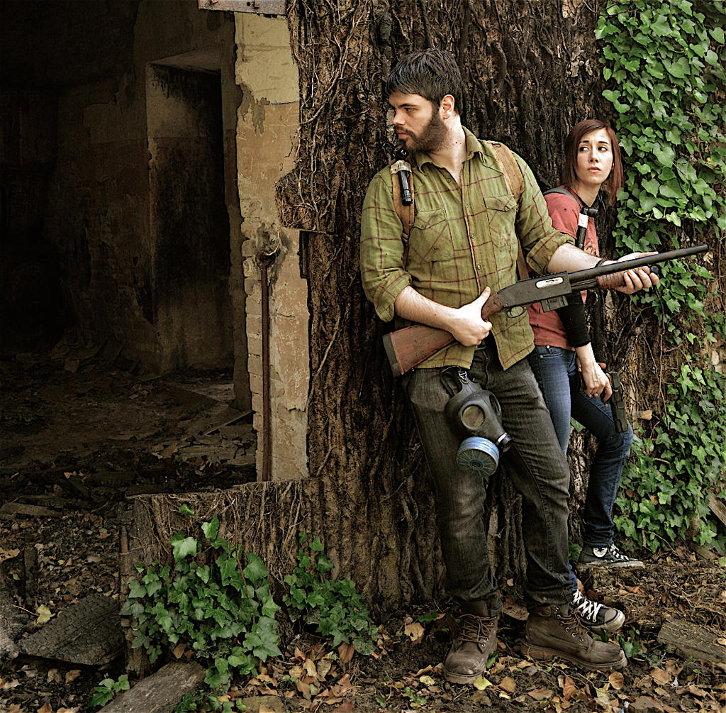 The last of us - Summer - Ellie and Joel cos by Nerdbutpro on ...