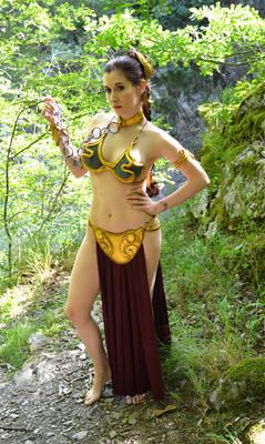 Slave Princess Leia - Star Wars VI