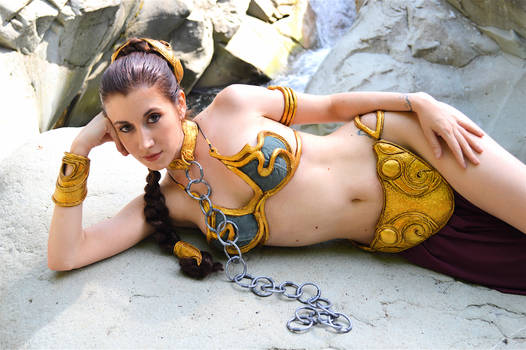 Slave Princess Leia - Star Wars VI