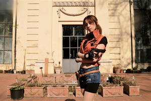 Claire Redfield Cosplay - Resident Evil 2