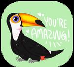 Amazing Toucan