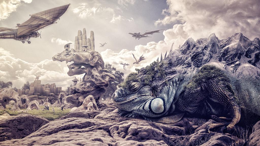 Dragonland by Califab