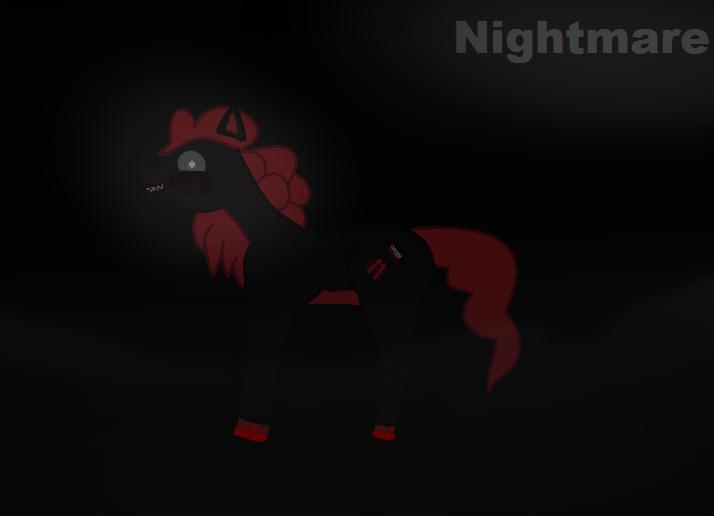 Nightmare by kacenkamiksovksa159