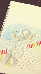HAPPY BIRTHDAY CRYYYY!! by shiizuzuuu