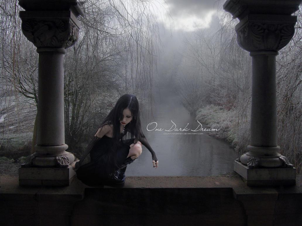 One Dark Dream by countvonsandy