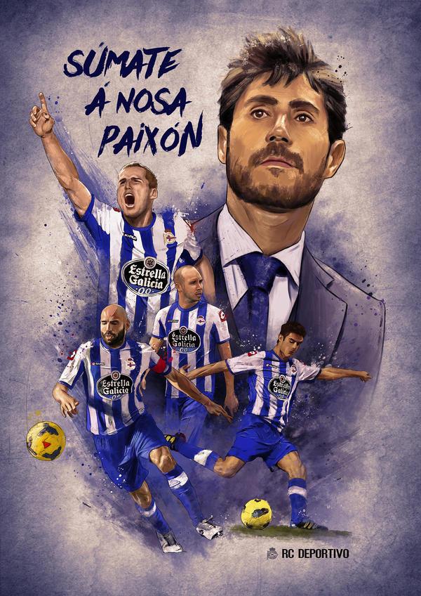 Soccer team by IgnacioRC