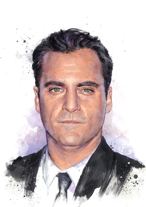 Joaquin Phoenix by IgnacioRC