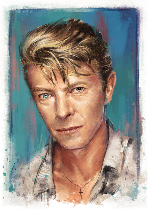 David Bowie by IgnacioRC