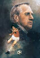 Johan Cruyff by IgnacioRC