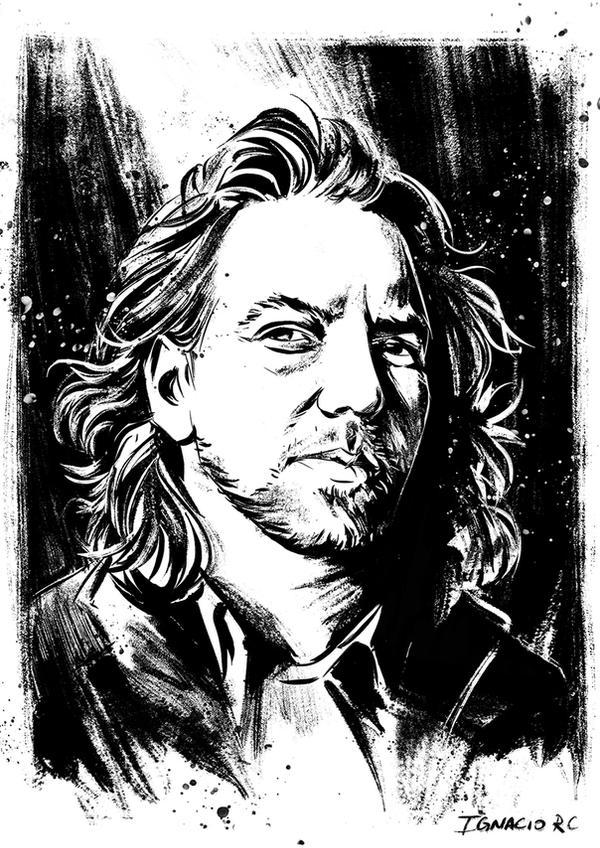 Eddie Vedder by IgnacioRC