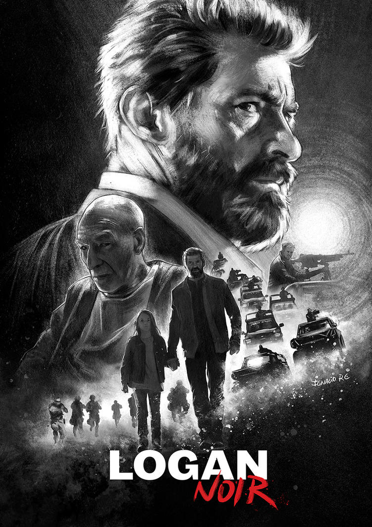 Logan Noir by IgnacioRC