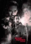Blade Runner 2049 illustration