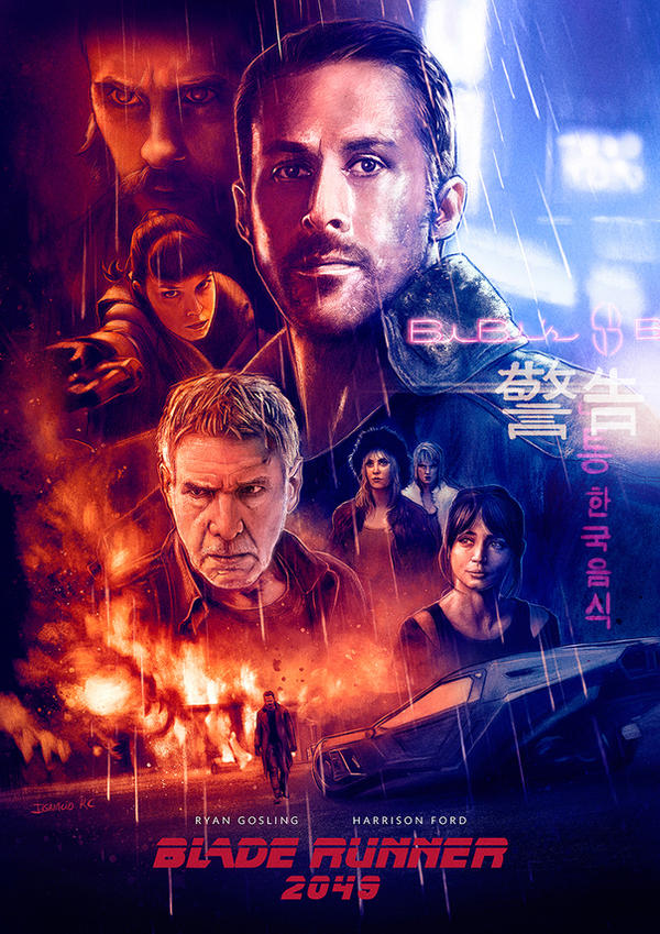 Blade Runner 2049 by IgnacioRC