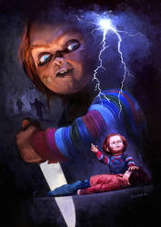 Child's Play - Gallery 1988 by IgnacioRC