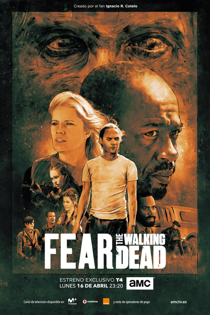 Fear the Walking Dead by IgnacioRC