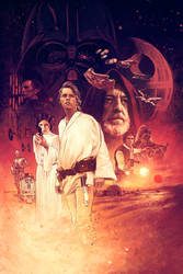 Star Wars. Episode IV. A New Hope by IgnacioRC