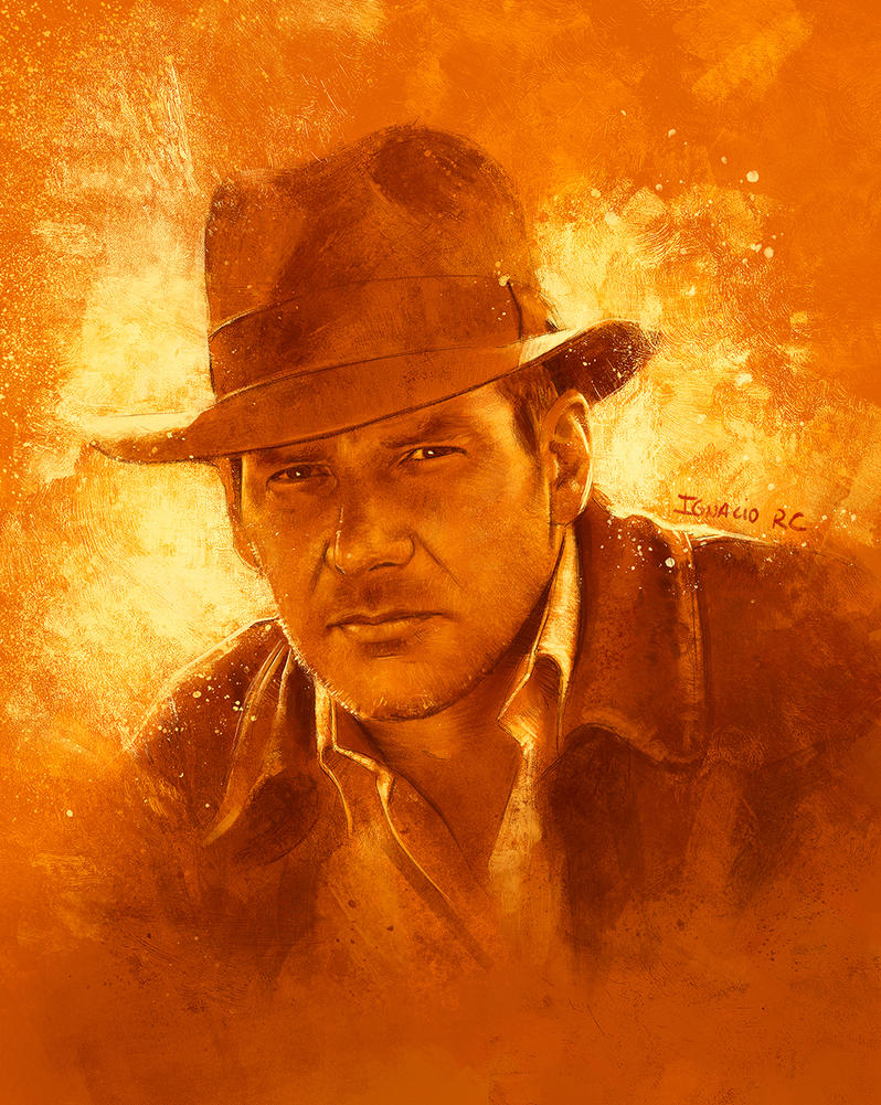 Indiana Jones by IgnacioRC