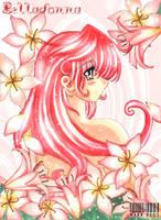 Flower series - 2 Belladonna by Hana-Keijou