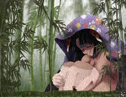 Pouring Rain by Hana-Keijou