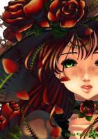 Radiant Rose by Hana-Keijou