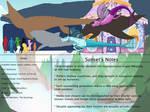 Jongojiverse Equestrian Bestiary 1: The Siren by jongoji245