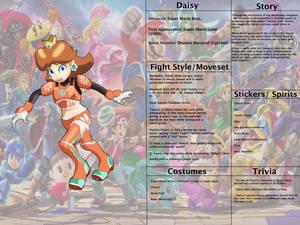Hypothetical Smash Bros 4: Daisy Redux
