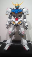 [IRON-BLOODED ORPHANS] Gundam Barbatos by Mavaloharley
