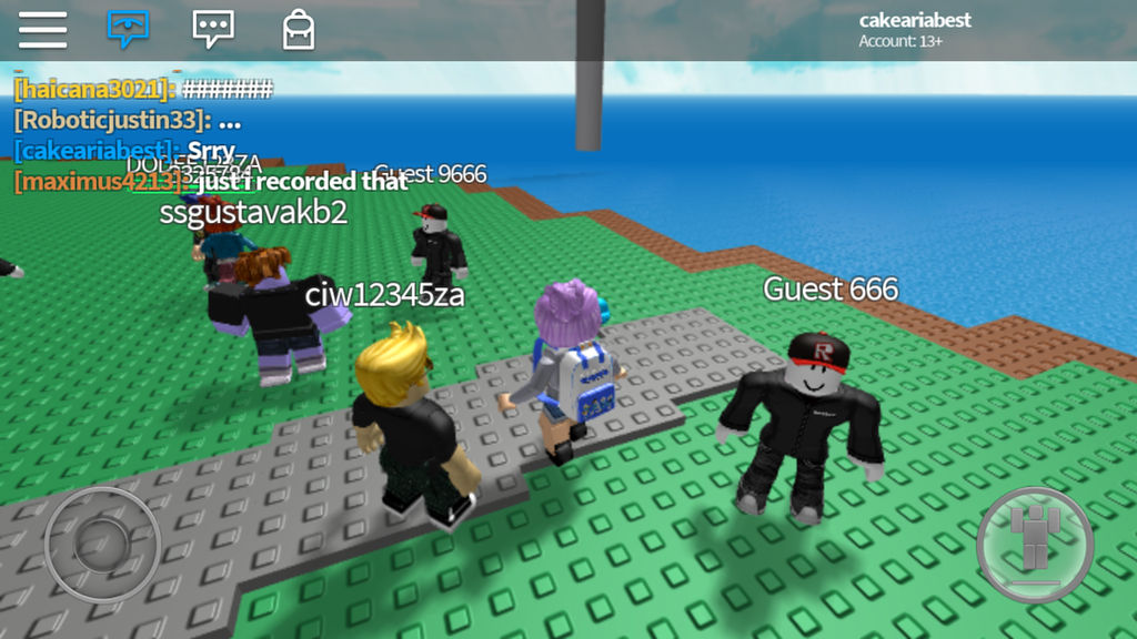 Roblox Guest 666 By Larisa203 On Deviantart