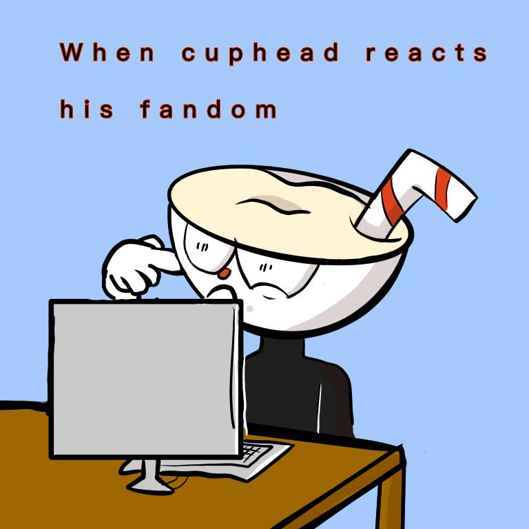 cupheads fandom by larisa203
