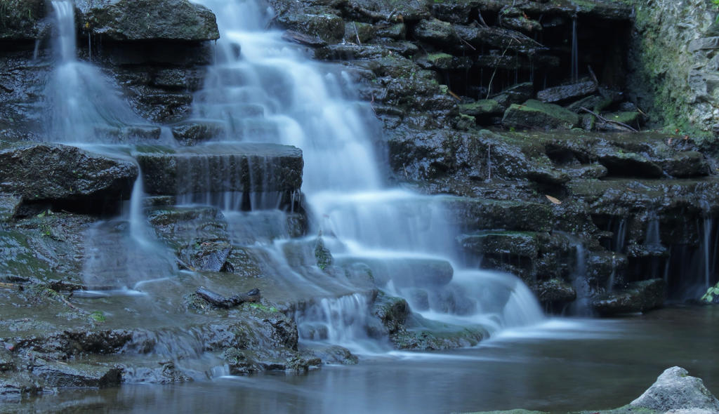 Waterfall4 By Ravenfiendstock by Ravenfiendstock