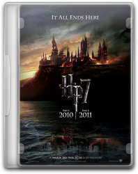 HarryPotter7 DVD Icon