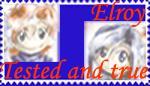 Elroy stampage by Kalilea-Eucharista