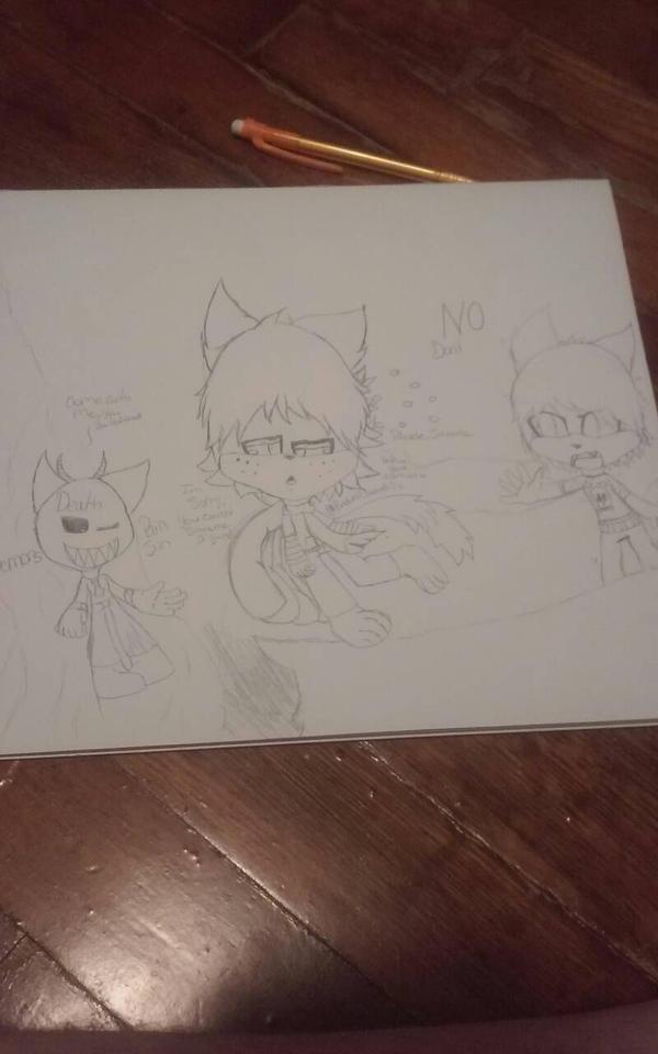 Demons by MeowMixMewwey