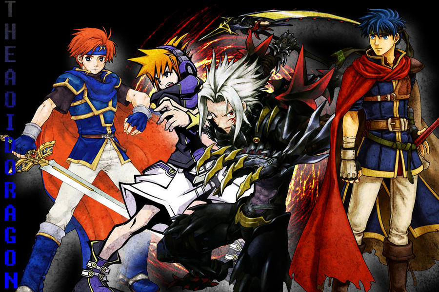 videogames anime warrior - photo #7